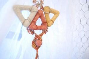 Collar Macrame
